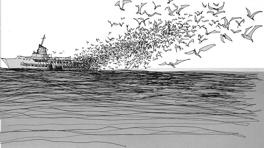 möwenhschiff